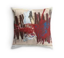 painting 177 Throw Pillow