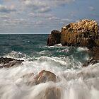 The milky waves by VasiliiRussia
