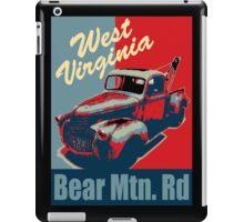 Wrong Turn West Virginia iPad Case/Skin