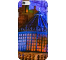 haunted mansion at night. iPhone Case/Skin