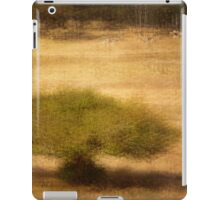Changing times iPad Case/Skin