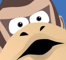 Donkey Kong Vector Sticker