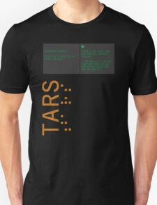 TARS: Slaves for My Robot Colony Unisex T-Shirt