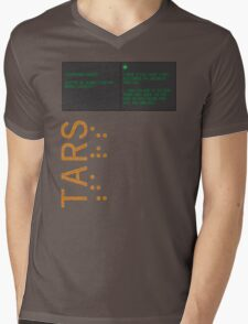TARS: Slaves for My Robot Colony Mens V-Neck T-Shirt