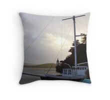 Has your ship come in? Throw Pillow