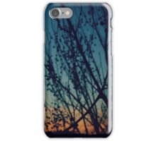 Dancing With the Sunset iPhone Case/Skin