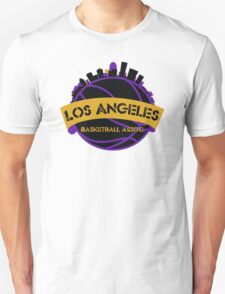 Los Angeles Basketball Association Unisex T-Shirt