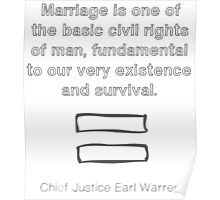 Marriage is for everyone Poster