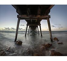 Port Hughes Jetty Photographic Print