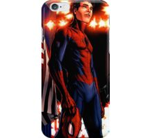 Spider-Man - civil war iPhone Case/Skin