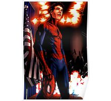 Spider-Man - civil war Poster