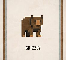 Pixel RPG - Grizzly by Andrew Choo