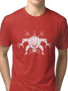 Killbot 04 - Psiclops and CRABS Tri-blend T-Shirt