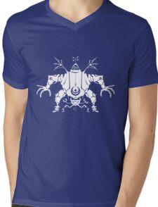 Killbot 04 - Psiclops and CRABS Mens V-Neck T-Shirt