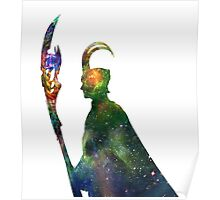 star Loki Poster