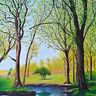 Ober Spring by Richard Paul