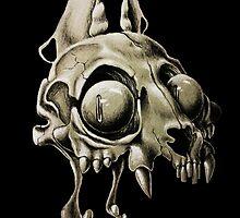 Cat Skull by Felixabc