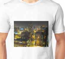 San Diego from the sky ll Unisex T-Shirt