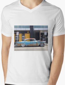 Buick Mens V-Neck T-Shirt
