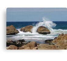 Clinton Rocks II Canvas Print