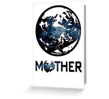 Earthbound Logo Greeting Card