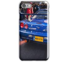 Nissan Skyline GTR 2 iPhone Case/Skin