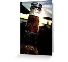 Curaçao Brew Greeting Card
