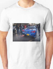 Nissan Skyline GTR 2 Unisex T-Shirt
