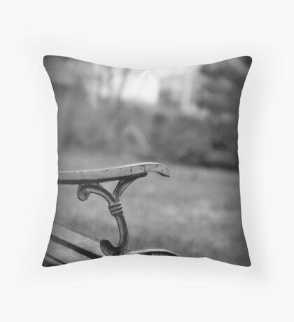 Peaceful Conversation Throw Pillow