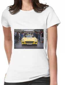 Mercedes SLS AMG  Womens Fitted T-Shirt