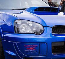 Subaru WRC by RossJukesAuto