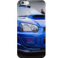 Subaru WRC iPhone Case/Skin