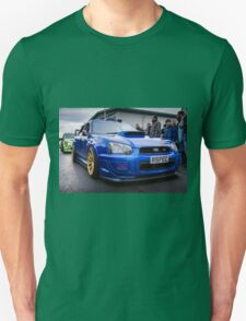 Subaru WRC Unisex T-Shirt
