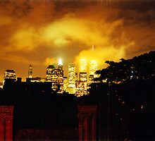 Twin Towers 1999 by Ross Robinson