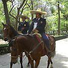 The John Wayne's of Mexico by TimoFyjames