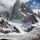 Cerro Torre by Walter Quirtmair