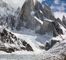 Cerro Torre by Walter Quirtmair