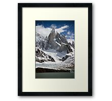 Cerro Torre Framed Print
