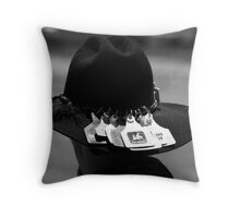 Rodeo Hat Throw Pillow