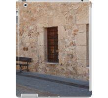 Front Seat iPad Case/Skin