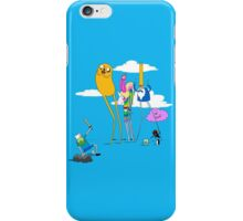 The Temptation of Adventure iPhone Case/Skin