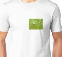 Lime abstract Unisex T-Shirt