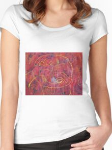 Wild And Beautiful Women's Fitted Scoop T-Shirt