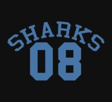 Sharks Supporter Fan Club T-Shirt by troyw