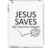 Jesus Saves iPad Case/Skin