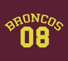 Broncos Supporter Fan Club T-Shirt by troyw