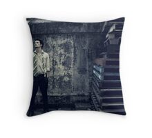 Crime Fighter Throw Pillow