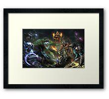 Dota [UltraHD] Framed Print