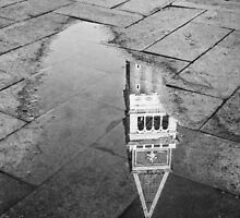 Reflected Bell Tower (2010) by Andy Parker