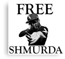 Free Shmurda Canvas Print